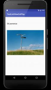 listviewtapcell 2 170x300 - [Android] ListView リストをタップして画面遷移させてみる