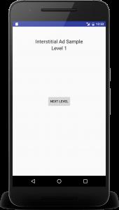 admobinterstitial 1 170x300 - [Android] AdMob インタースティシャルの設置