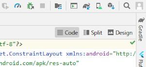 as4.1 button 04 - Android の Button アプリを作ってみると簡単だった