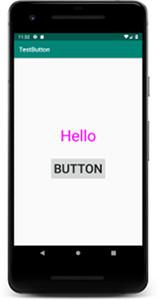 button 10 - Android の Button アプリを作ってみると簡単だった