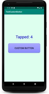 button 06 - [Android] shapeを使ってカスタムボタン作成