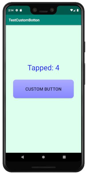 custon button 01 - [Android] shapeを使ってカスタムボタン作成