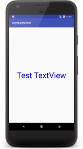 Android TextView