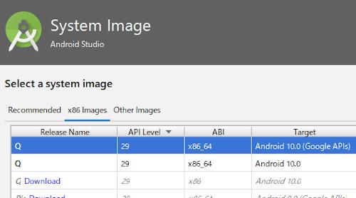 emulator a01 - [Android] Intentでの簡単なGoogle Map 地図の表示