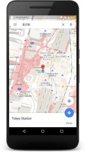gmap intent 2 170x300 - [Android] Intentでの簡単なGoogle Map 地図の表示