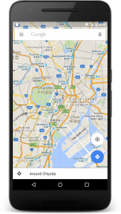 gmap intent 3 170x300 - [Android] Intentでの簡単なGoogle Map 地図の表示