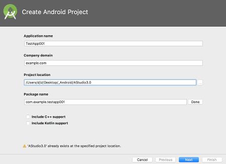 as helloworld 02 - [Android] 簡単なHello worldアプリをAndroid Studioで作成