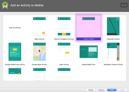 as helloworld 04 - [Android] 簡単なHello worldアプリをAndroid Studioで作成