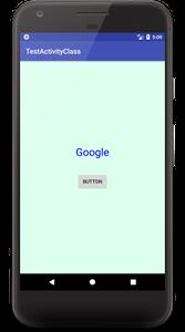 activity class 01 - [Android]  クラス メソッド の設定と呼び出し