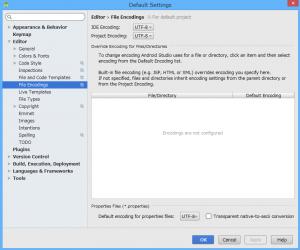 utf 8 2 300x250 - [Android] Android Studio での encoding 設定
