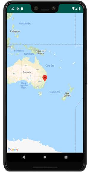 googlemap api 03 - [Android] Google Map 簡単に地図を表示させる