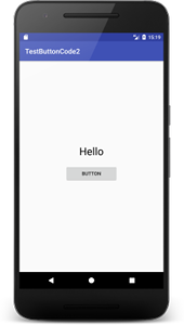 button code 2 - [Android] ButtonをJavaコードだけで設定する