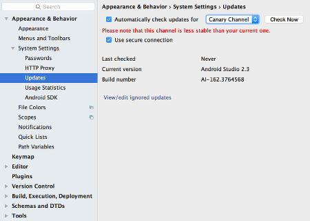 android studio mac2.3 08 2 - [Android] Android Studio をMacにインストールする