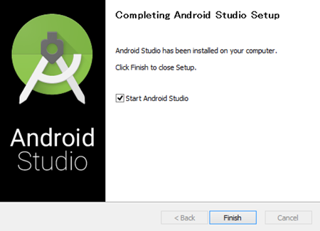 android studio2.3 09 - [Android] Android Studio をインストールする手順(Windows)