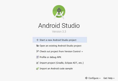android studio3.3 04 - [Android] Android Studio をインストールする手順(Windows)