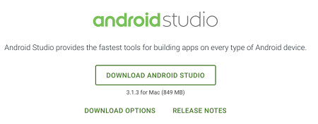 android studio 01 - [Android] Android Studio をインストールする手順(Windows)