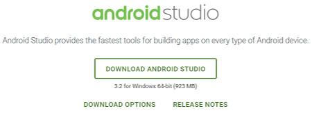android studio 01b - [Android] Android Studio をインストールする手順(Windows)