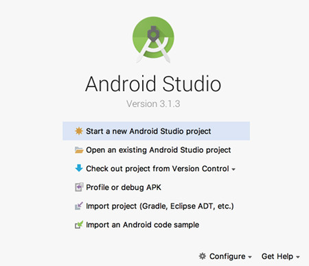 android studio 08 - [Android] Android Studio をインストールする手順(Windows)