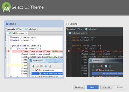 androidstudio 05 - [Android] Android Studio をインストールする手順(Windows)