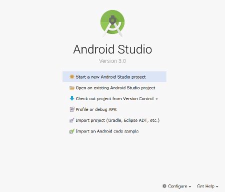 androidstudio 08 - [Android] Android Studio をインストールする手順(Windows)