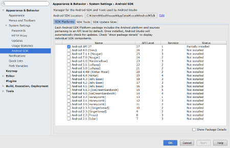 androidstudio 10 - [Android] Android Studio をインストールする手順(Windows)