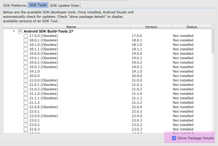 androidstudio 15 - [Android] Android Studio をインストールする手順(Windows)