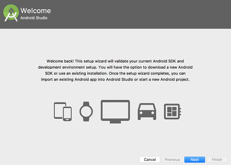 app devop 05 - [Android] Android Studio をMacにインストールする