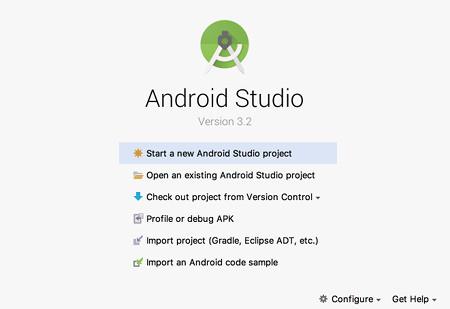 app devop 07 - [Android] Android Studio をMacにインストールする