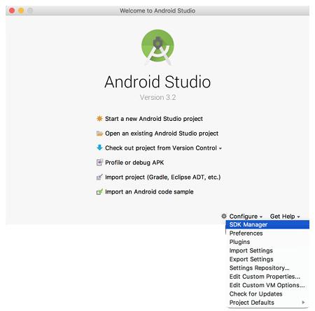 app devop 09b - [Android] Android Studio をMacにインストールする