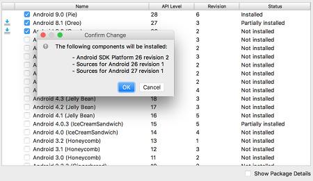 app devop 12 - [Android] Android Studio をMacにインストールする
