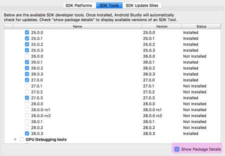 app devop 16 - [Android] Android Studio をMacにインストールする
