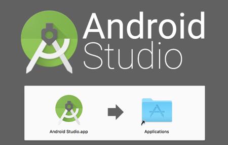 as install 02 - [Android] Android Studio をMacにインストールする