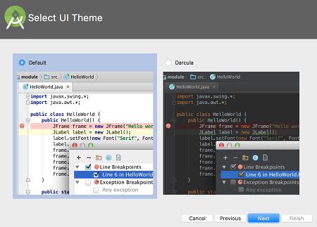 as install 04 - [Android] Android Studio をMacにインストールする