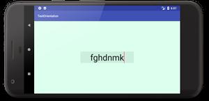 orientation 01 - [Android] Activity のライフサイクルと画面の回転