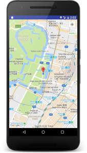 gmap location 1 170x300 - [Android] Google MapとGPSで現在位置を表示する