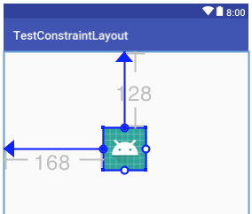 constraintlayout 002c - [Android] ConstraintLayout による制約を設定するには