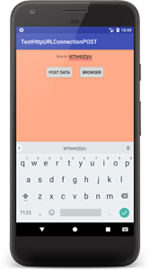 httpput 01 - [Android] HttpURLConnection POST でデータを送信する