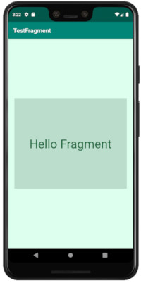 fragment 02b - [Android] FragmentをHello Worldから始めるみる