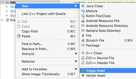 image asset 02 - [Android] アイコンを簡単作成できる Image Asset