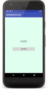 kotlin button code 01b - [Android & Kotlin] Buttonをコードだけで記述する