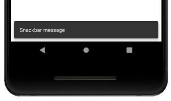 as413k m10b - [Android & Kotlin] Snackbar で通知とアクションを実装する