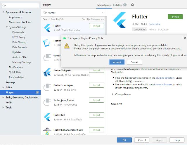 flutter 08 - [Flutter] WindowsでのAndroid 開発環境設定