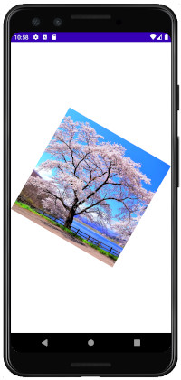 as413 m51 - [Android] ImageView ScaleType 画像をScreenにフィットさせる